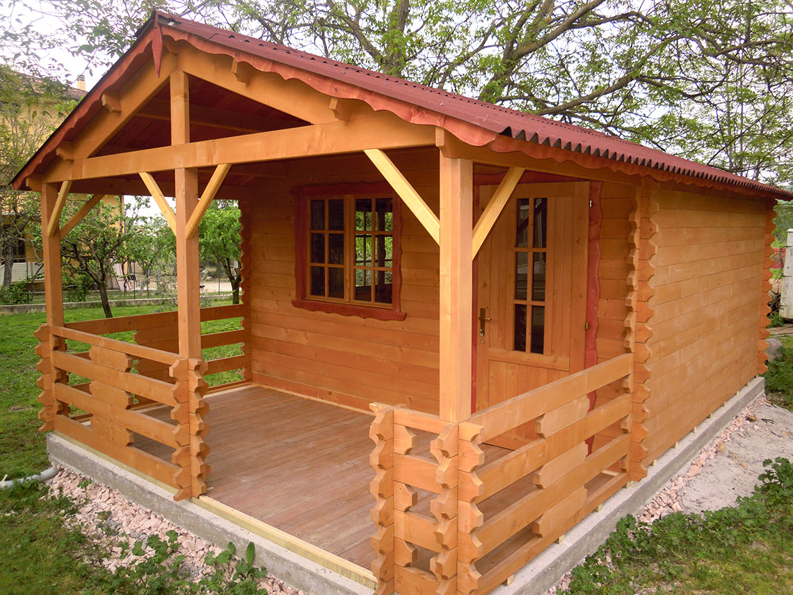 C g casette in legno a partire da 150 euro al metro for Obi pannelli legno